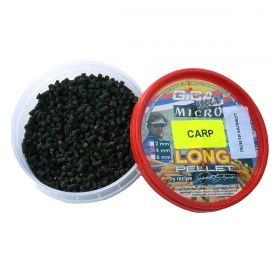Пелети GICA MIX Micro Carp LONG 4мм - 200гр