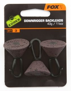 Задни тежести FOX EDGES™ Downrigger Backleads
