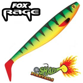 Силикони FOX Rage Shad Firetail - 14см