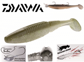 Силикони Daiwa TOURNAMENT D`SWIM - 14см