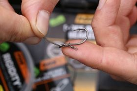 Вирбели FOX Kuro Micro Hook Ring Swivels