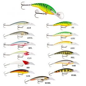 Воблер Rapala Scatter Rap Tail Dancer 9см - SCRTD09