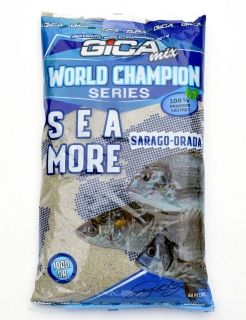 Захранка GICA MIX Sea More - Sarago-Orada