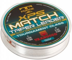 Конусен Шок лидер Trabucco XPS Match Taper Leader - 10х15м