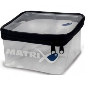 MATRIX ACCESSORY POUCH - CLEAR