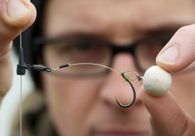 Вирбели Korda QC Ring Swivel Round