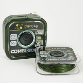 Плетено Влакно Carp Spirit Combi Soft - Camo Green