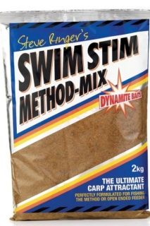 Захранка 2кг Steve Ringer's Swim Stim Method-Mix