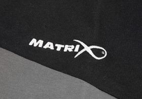 Тениска Matrix Black/Grey T-Shirt