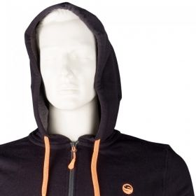 Суитчер GURU Zip up Hoodie Black