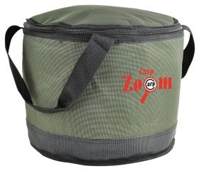 Футер с Изолация Carp Zoom Collapsible Bait Bucket Insulated
