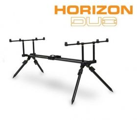 Шаранска стойка за 4 въдици FOX Horizon Duo 4 Rod Pod