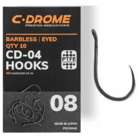 Куки Preston C-Drome CD-04 Hooks