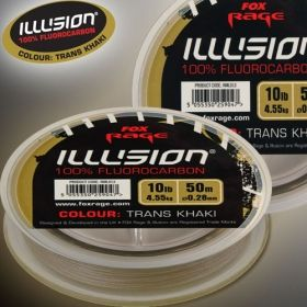 Флуорокарбон FOX Rage Illusion 100% Fluorocarbon