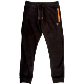 Панталони FOX Black Orange Joggers