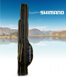 Калъф Shimano Commercial Double Rod and Pole Holdall - 197см