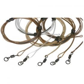 Готов монтаж Korda Dark Matter Ring Swivel Leaders