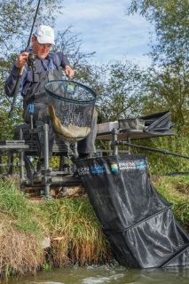 Живарник Preston Carp Mesh Keepnet - 4м