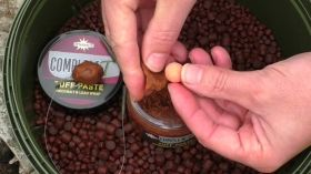Паста за бойли Dynamite Baits TUFF Paste - Tiger Nut