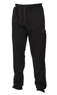 Панталони Fox Collection Black Orange Joggers