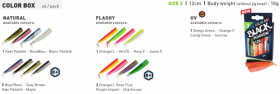 Силикони Fiiish Black Minnow No3 Color Box - 12см