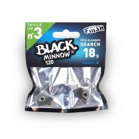 Джиг Глави Fiiish Black Minnow No3 Jig Head 18гр Search