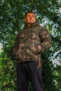 Яке FOX Chunk Camo / Khaki RS Jacket