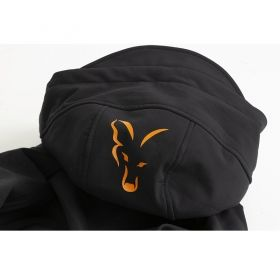 Яке FOX Collection Black Orange Shell Hoodie