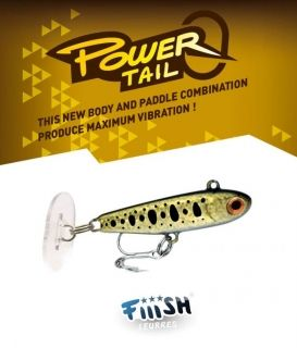 Примамка Fiiish Power Tail 44мм 18гр