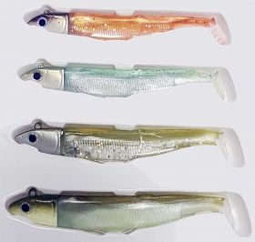 Силикони Fiiish Black Minnow No2 Combo EU Color Pack