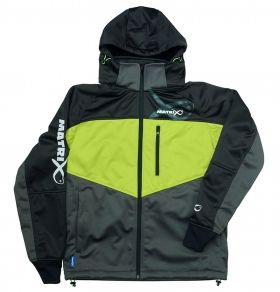 Ветреопорно поларено яке Matrix Wind Blocker Fleece