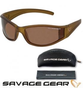 Слънчеви очила Savage Gear Slim Shades Floating Polarized