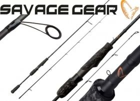 Въдица Savage Gear Black Savage Spin 231см 9-32гр