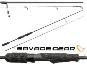 Въдица Savage Gear Black Savage Spin 251см 20-60гр