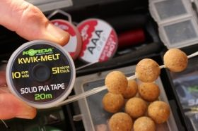 ПВА лента Korda Kwik-Melt 10mm PVA Tape – 20м Dispenser
