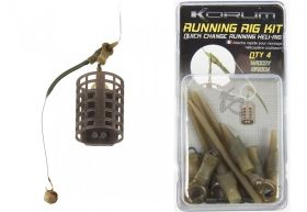 Монтаж Korum Running Rig Kit KRA/35