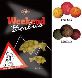 Протеинови топчета Carp Zoom Weekend Boilies 2.5кг