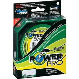 Влакно Power Pro Moss Green - плетено 135 м