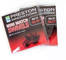 Вирбели Preston Mini Match Swivel