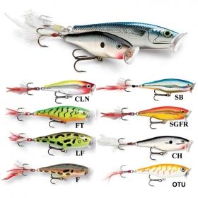 Воблер Rapala Skitter Pop (Fresh Water) 9см - SP09