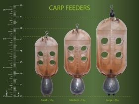 Хранилки Drennan Carp Feeders