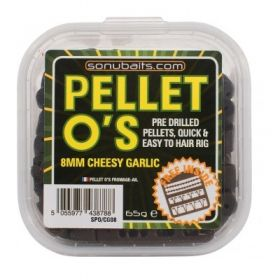 Пелети Sonu Pellet O'S - Cheesy Garlic 8мм