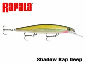 Воблер Rapala Shadow Rap Deep - SDRD11