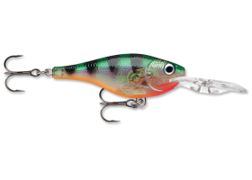 Воблер Rapala Glass Shad Rap - GSR05