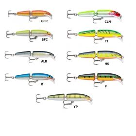 Воблер Rapala Scatter Rap Jointed - SCRJ09
